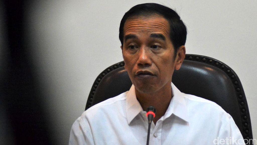 Kumpulkan Menteri di Istana, Jokowi Bahas Harga Gas Industri