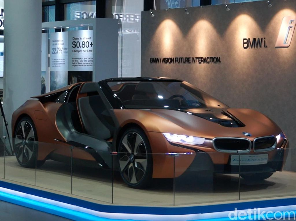 Soal Emisi Rendah, BMW: Kami Kenalkan Hybrid di RI Sejak 2013