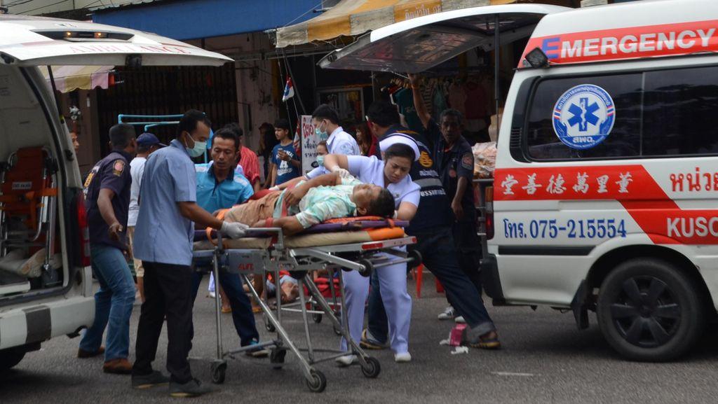 Mau ke Thailand Pasca Ledakan Bom, Kamu Harus Baca Ini Dulu