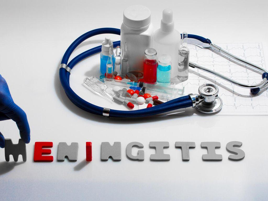 Wabah Meningitis Tewaskan 129 Orang di Kongo