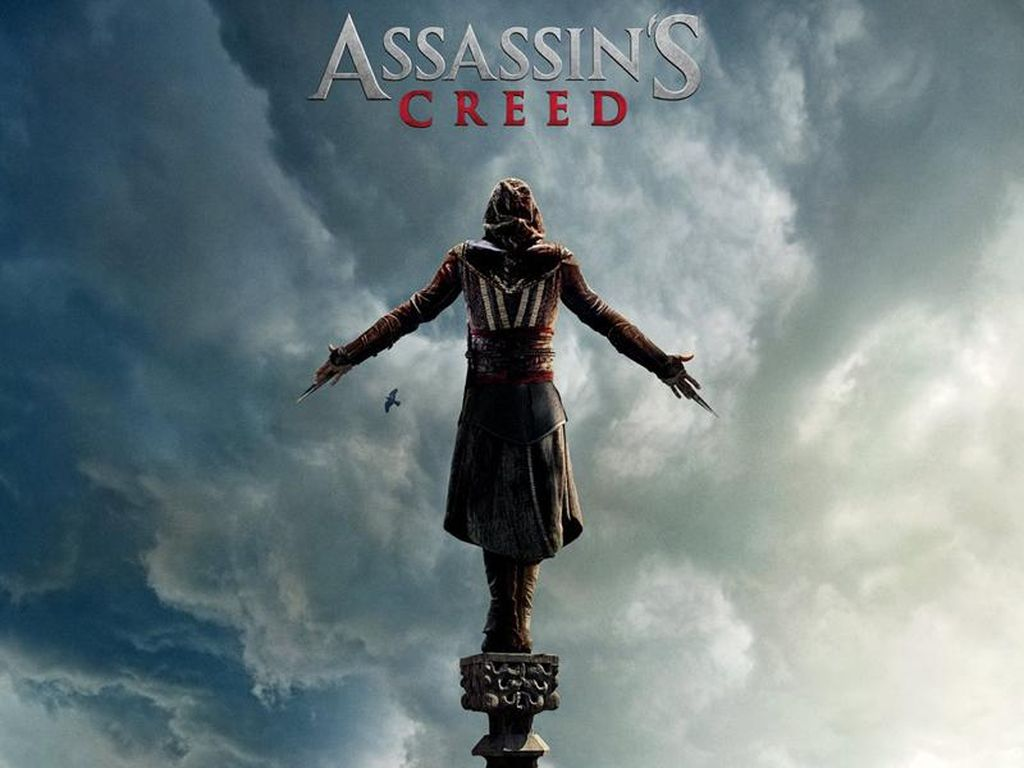 Kritik Negatif Warnai Film Assassins Creed