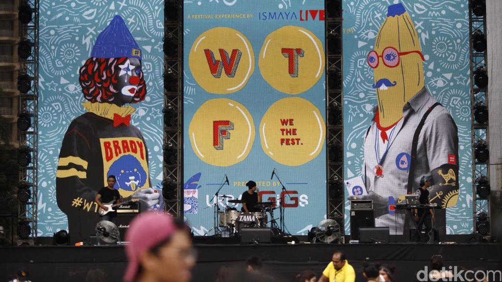 Ismaya Live Umumkan Tanggal Berlangsungnya We The Fest 2017
