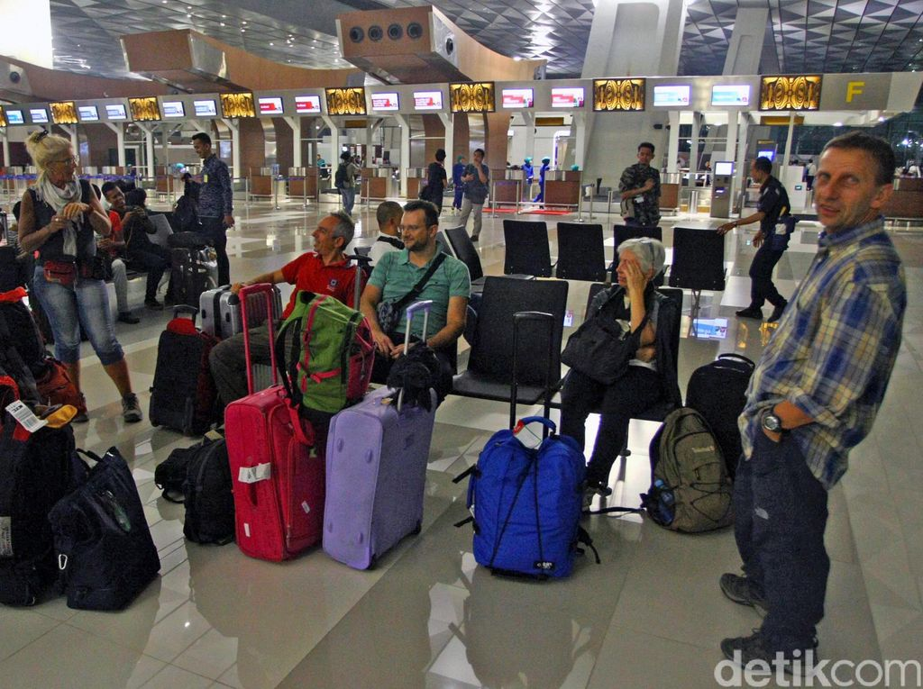 Libur Idul Adha, Penumpang Pesawat di Bandara Cengkareng Diprediksi Naik 12%