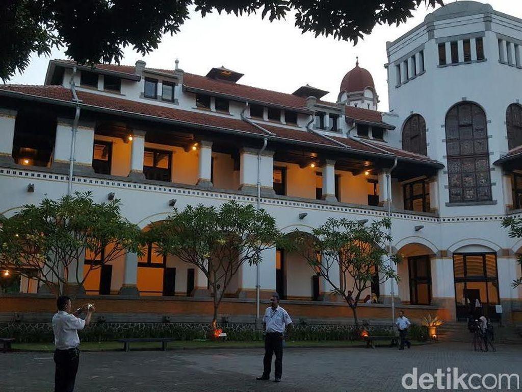 Lawang Sewu, Bangunan Wisata di Semarang yang Tak Lagi Angker