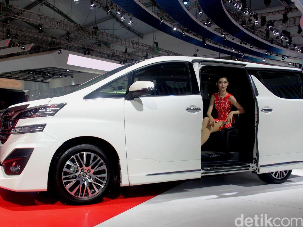 4 Mobil MPV Bongsor Toyota Naik Harga
