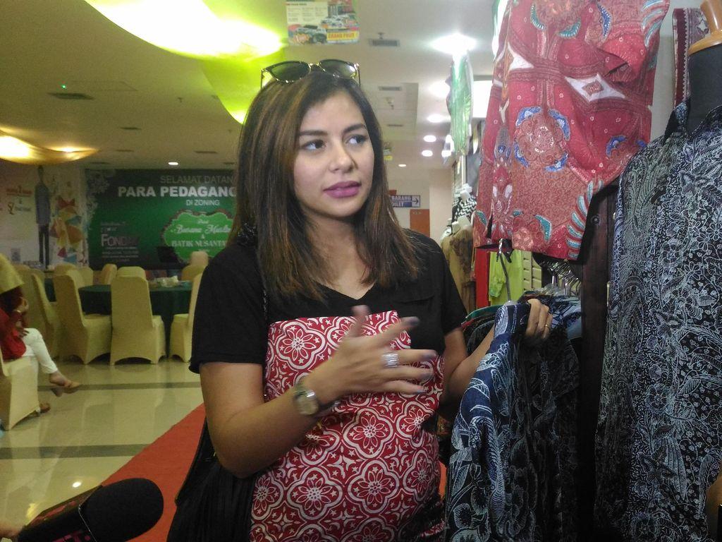 Meisya Siregar Lahirkan Anak Ketiga dan Diberi Nama Bambang
