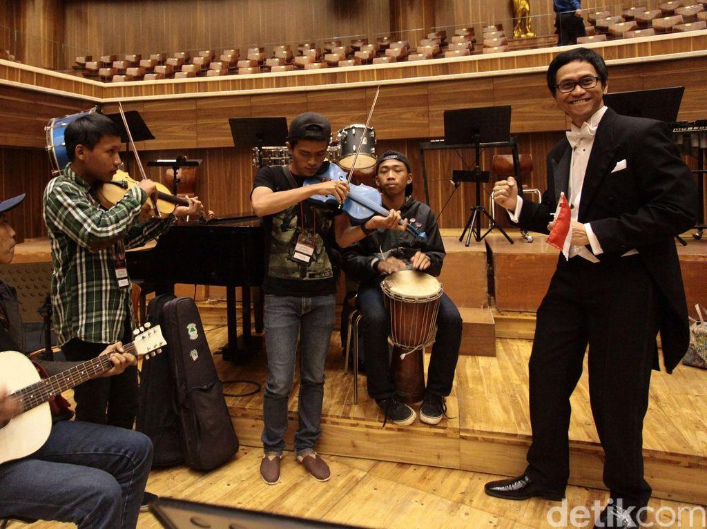 Addie MS Turut Meriahkan Konser Bangkit Musik Indonesia