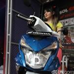 Sesaat Bersama Honda BeAT Anyar