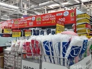 Promo Perlengkapan Tidur di Transmart Carrefour