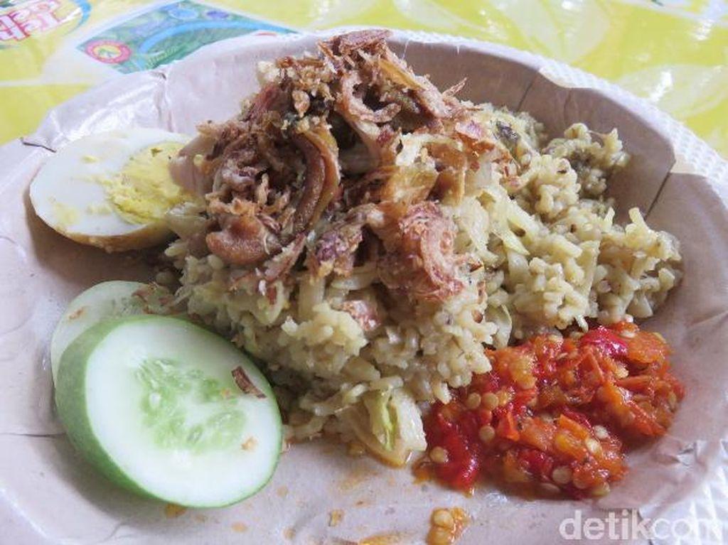 Yuk, Cicipi Sego Resek, Nasi Sampah dari Kota Malang!