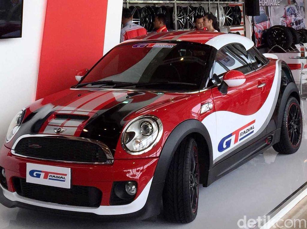 GT Radial Luncurkan Ban Mobil Performa Tinggi