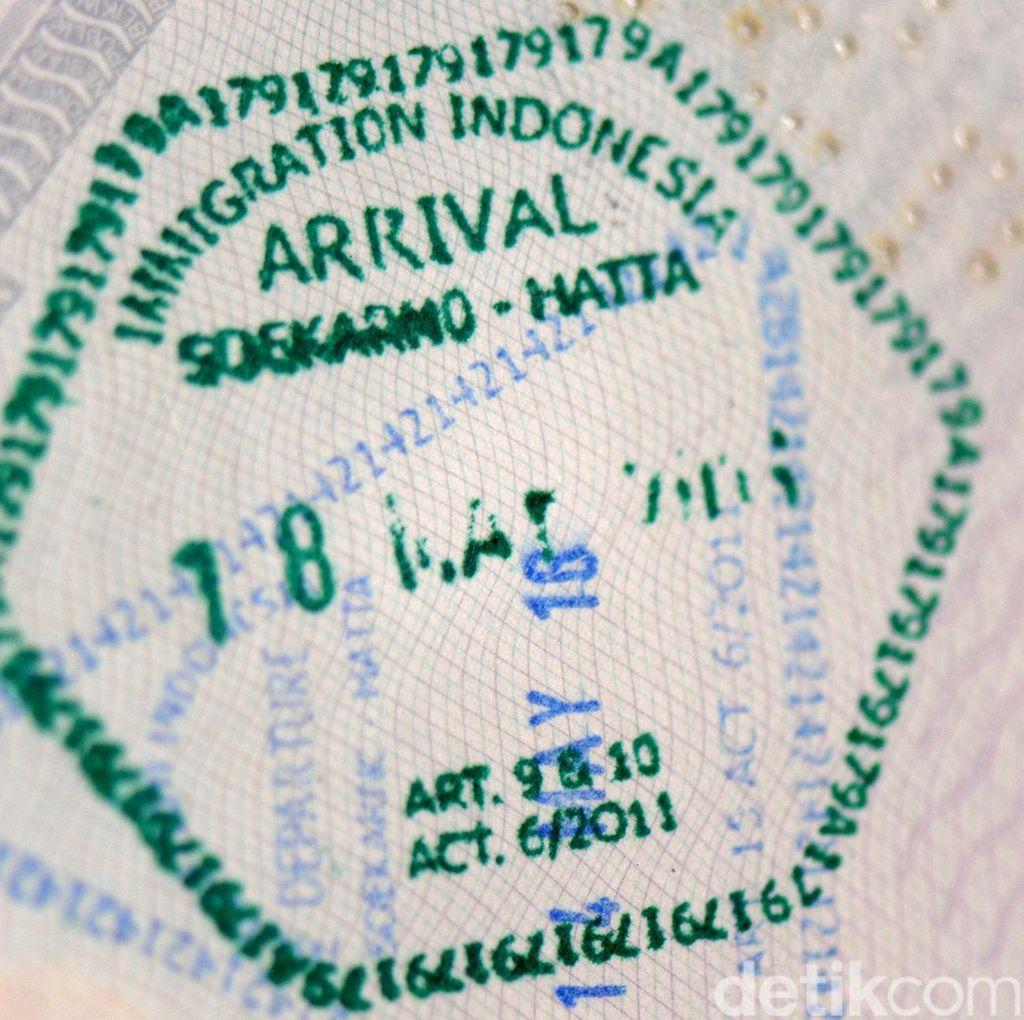 Imigrasi Pekanbaru Amankan 35 TKA Asal Cina