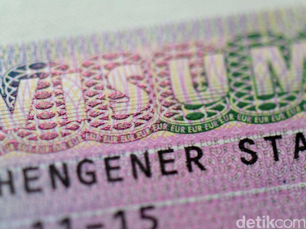 Traveler! Biaya Pembuatan Visa Schengen Naik Tahun Depan