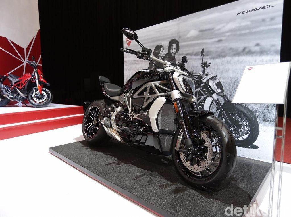 Ducati Boyong Seluruh Line Up, Luncurkan Motor Seperti X Diavel S dan Panigale 959