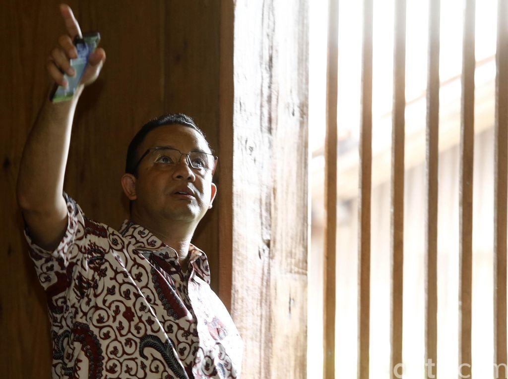 Lika-liku Anies: Say No to Pilpres hingga Minta Restu Prabowo
