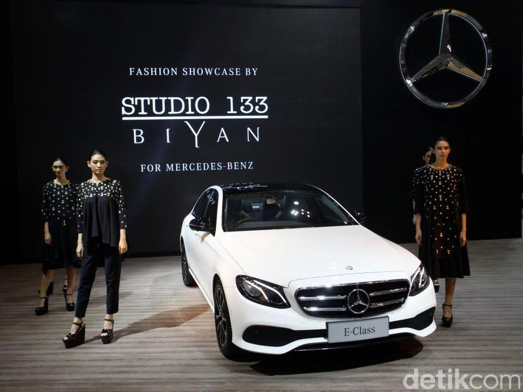 Sentuhan Karya Desainer Biyan Wanaatmadja di GIIAS 2016