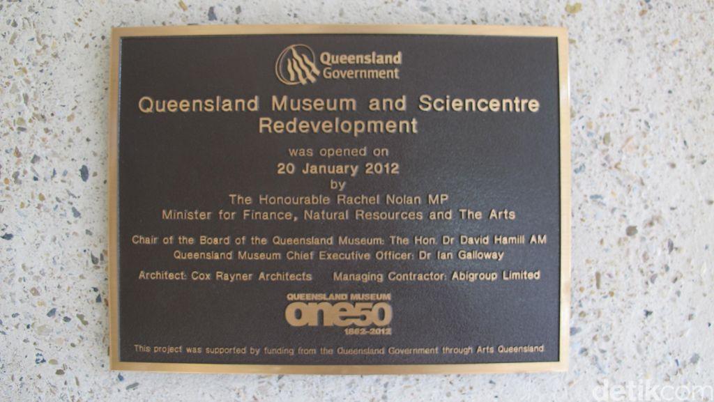 Ini Dia Koleksi Parasit dan Vektor Penyakit di Museum Queensland