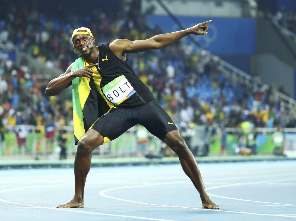 Punya Fisik Bugar, Usain Bolt dan Sederet Olahragawan Ini Kena COVID-19