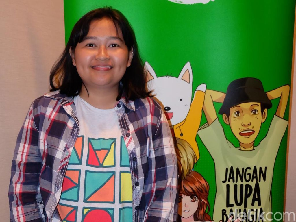 Archie The RedCat Bangga Webtoon Eggnoid Curi Perhatian hingga Thailand