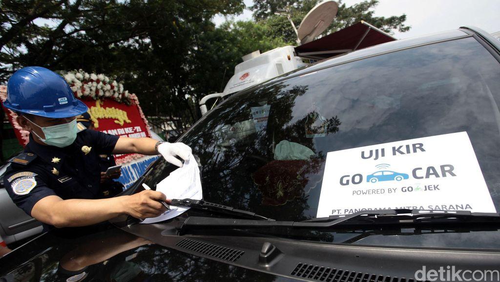 Mobil Baru Jadi Taksi Online? Ini Aturan Kemenhub