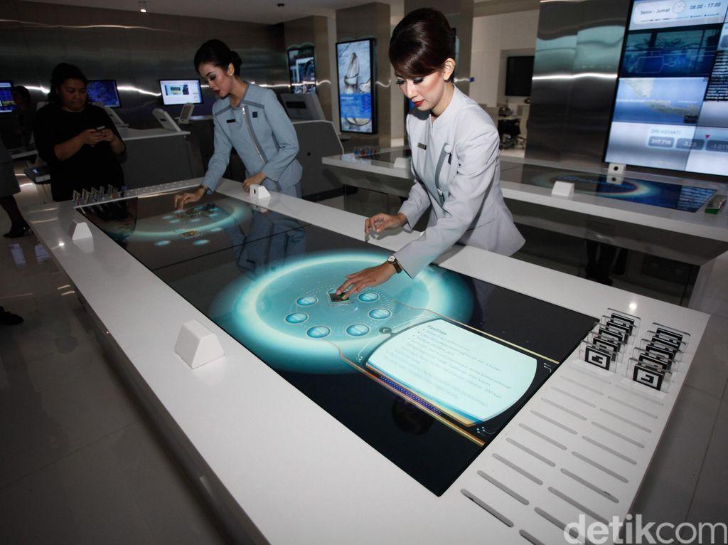 Rencana Dirut Baru AP II: Semua Layanan di Bandara Soekarno-Hatta Pakai Aplikasi