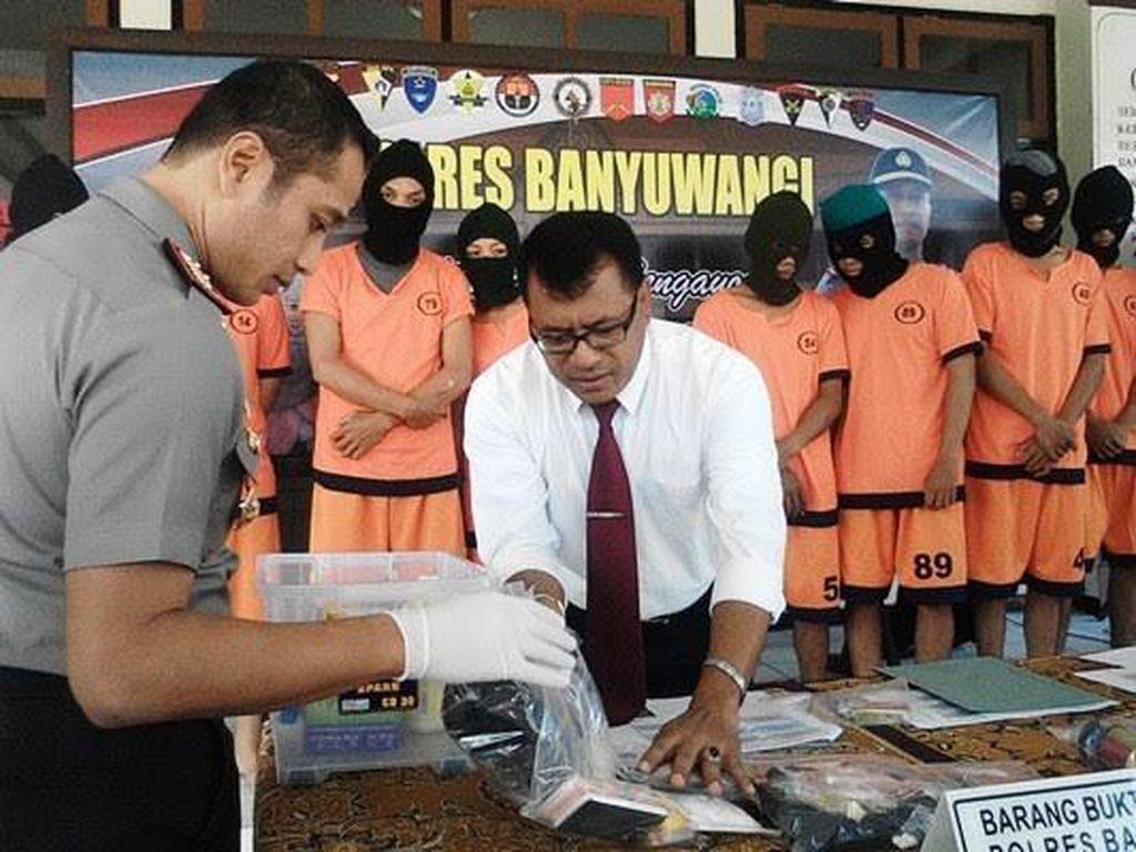 Polres Banyuwangi Buka Layanan Rehabilitasi Pecandu Narkoba