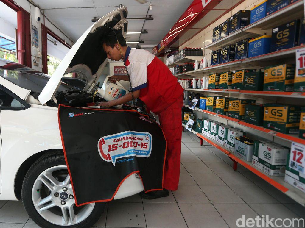 Astra Otoparts Yakin Shop&Drive Berkembang