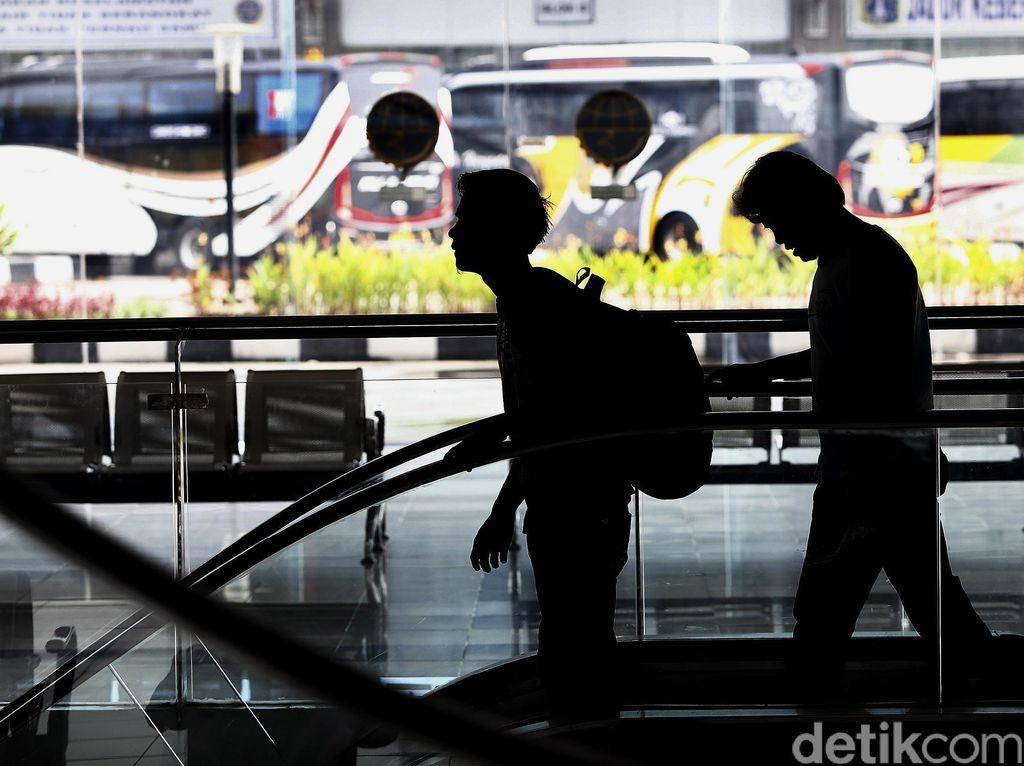 Ini Alur Keberangkatan & Kedatangan di Terminal Pulogebang