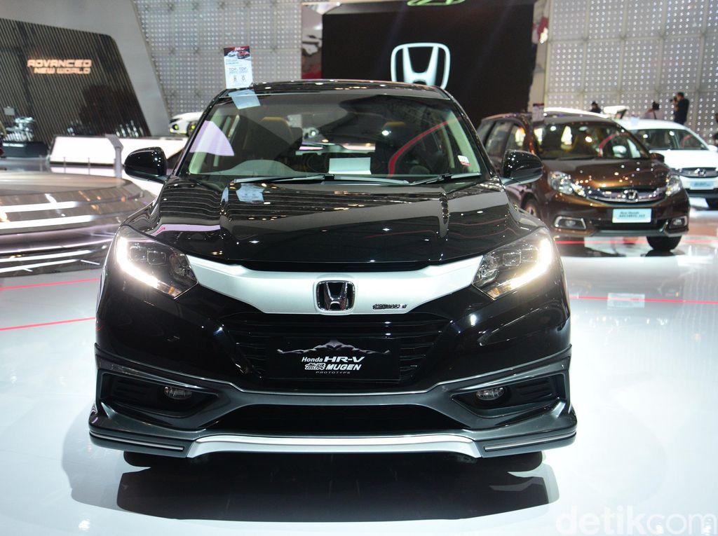 Honda HR-V Ciamik dengan Aksesoris Mugen