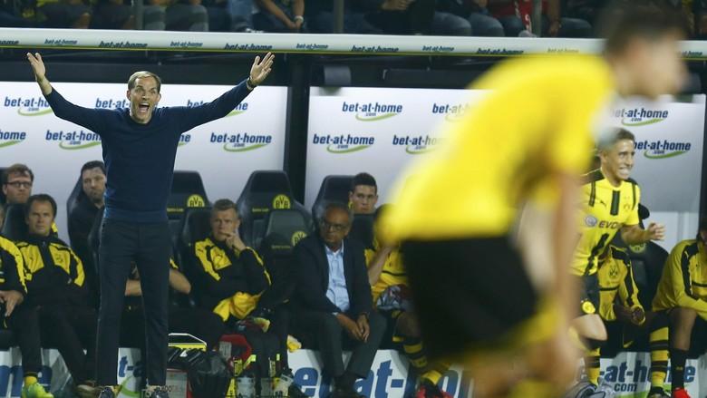 Tuchel Kesal Dortmund Masih Kerap Buang-Buang Peluang