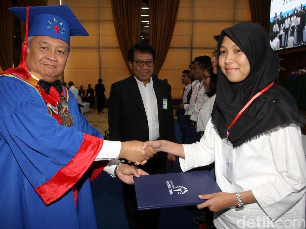 Beasiswa Pertamina untuk Mahasiswa Berprestasi