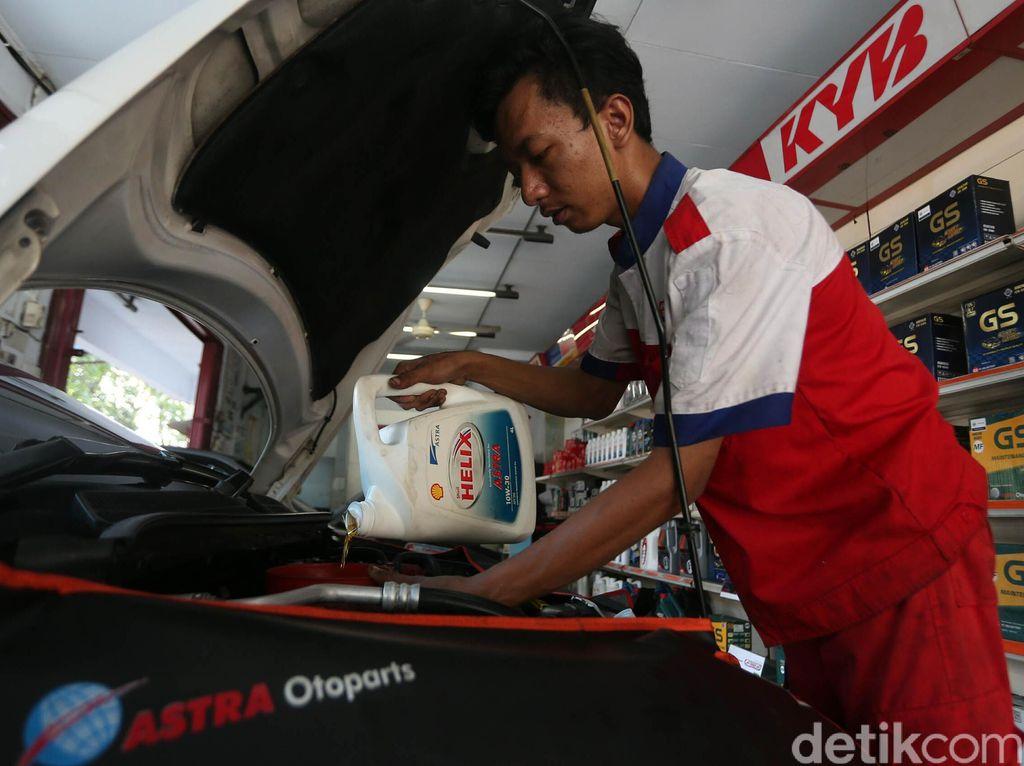 Astra Otoparts Apresiasi Pelanggan Shop&Drive