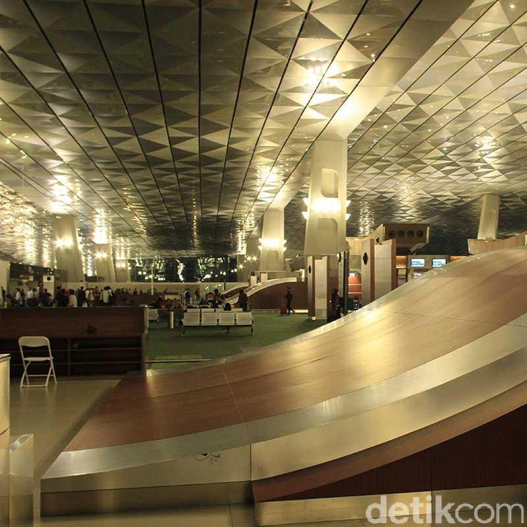 Liburan Natal dan Tahun Baru, Bandara AP II Siap Layani 4,1 Juta Penumpang