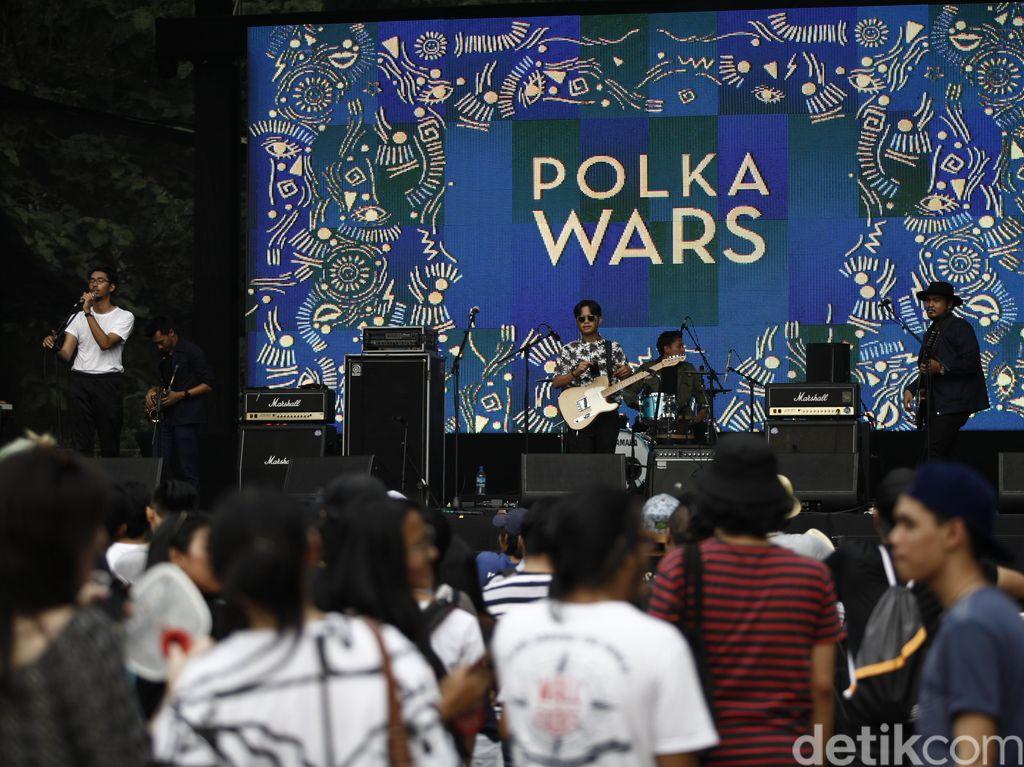 Polka Wars Masih Muram dalam Mandiri