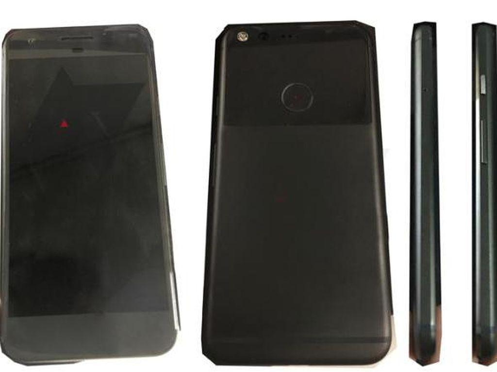 Begini Tampang Nexus Anyar, Terinspirasi HTC 10?