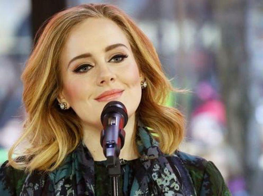 Alami Depresi Pasca Melahirkan, Begini Curhat Penyanyi Adele