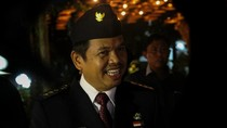 Bupati Dedi Ajak Relawan Jadi Guru Ideologi Pancasila dan Toleransi
