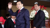 Jalan Novanto Jadi Ketua DPR Lagi Bisa Terhalang Penolakan Anggota Dewan
