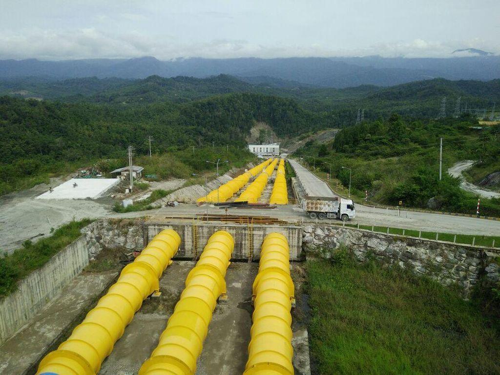 Rencana Kalla Group Bangun PLTA 1.535 MW