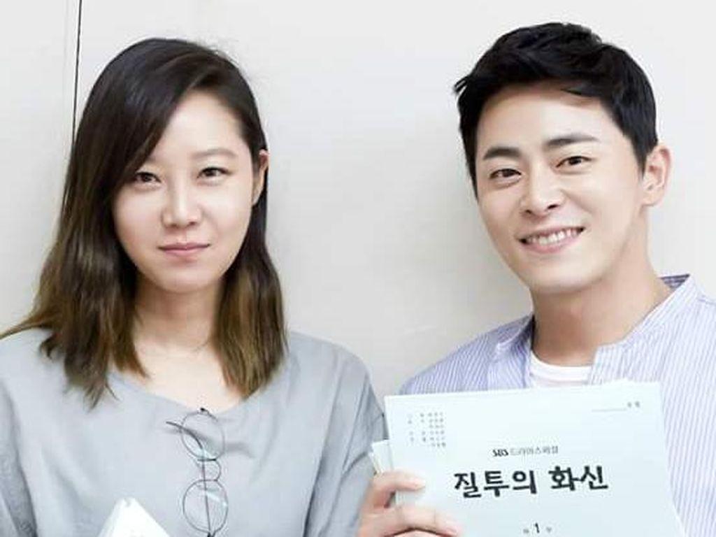 Gong Hyo Jin dan Jo Jung Suk Terlibat Cinta Segitiga di Thailand