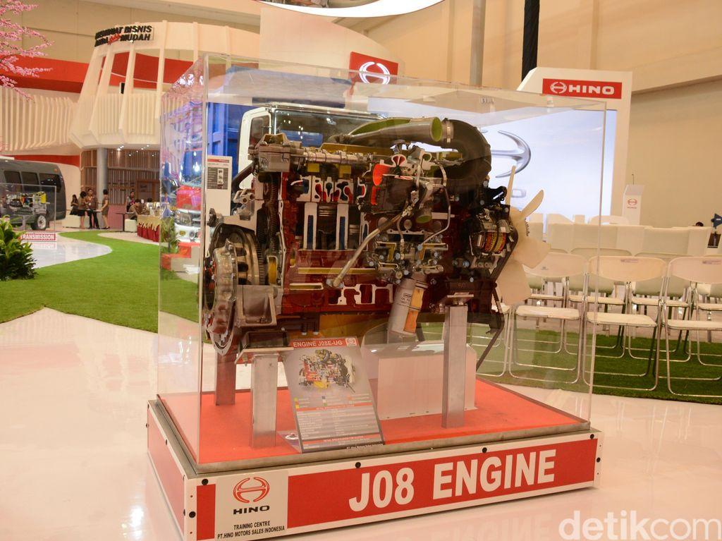 Hino Sudah Punya Mesin Biodiesel B30 untuk Tahun 2020