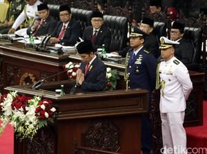 Jokowi: Pertumbuhan Ekonomi RI Salah Satu yang Tertinggi di Asia
