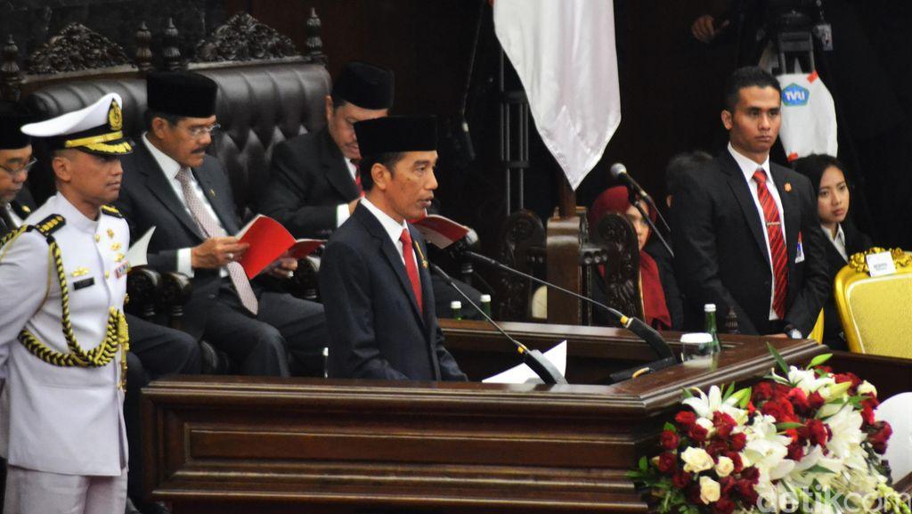 Jokowi: Ubah Paradigma, Pembangunan Tidak Jawa Sentris