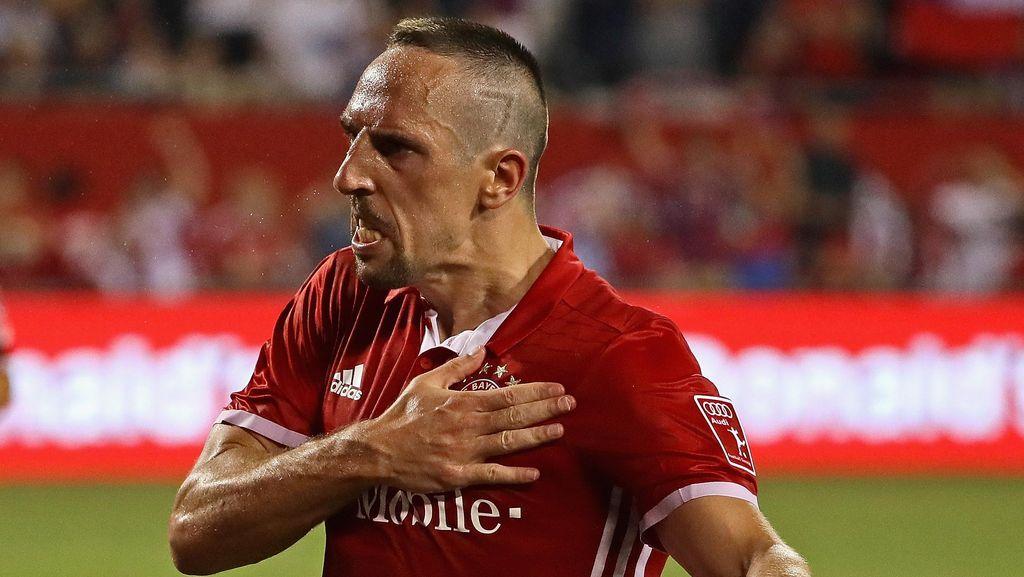 Ribery: Pensiun di Bayern? Kenapa Tidak