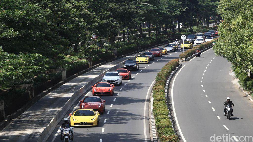 Ide Mobil Mewah Dilarang di Jakarta, Djarot: Boleh-boleh Saja Asal Bayar Pajak
