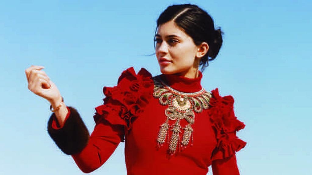 Tak hanya Kendall, Kylie Jenner Juga Ikut Tampil di Vogue Edisi Spesial