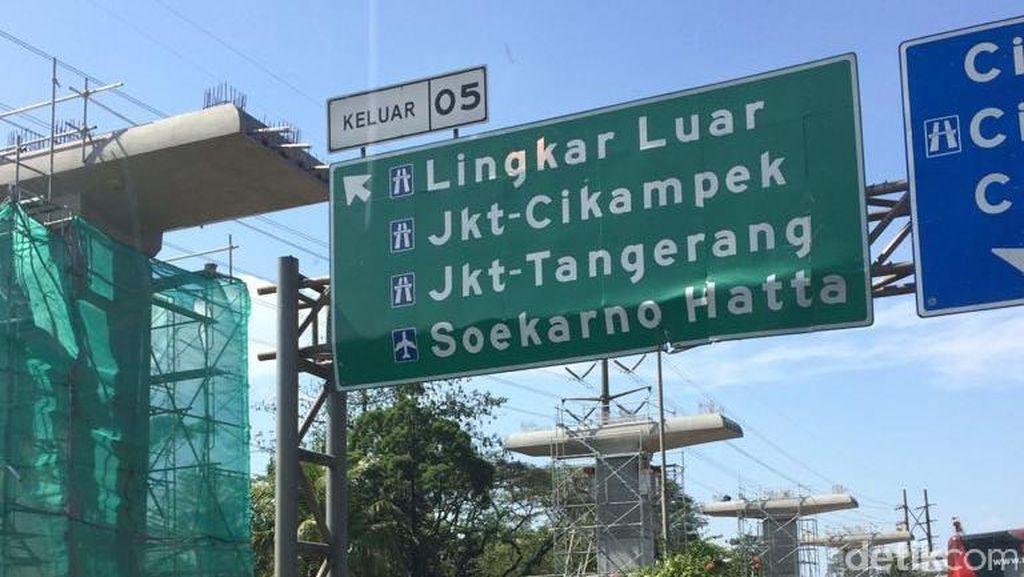 Ini Dia Penampakan Terkini Proyek LRT Adhi Karya