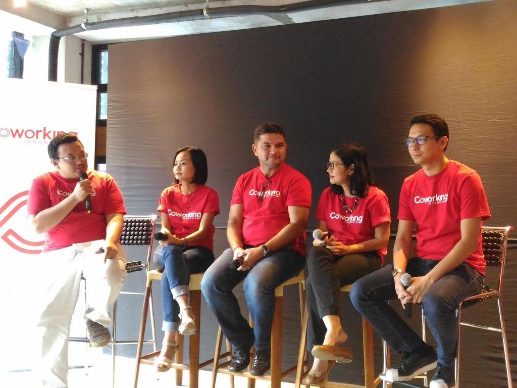 Startup, Kalian Bisa Nongkrong di Coworking Indonesia