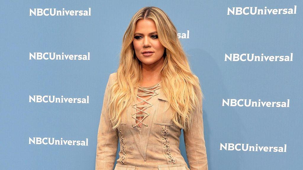 Khloe Kardashian Dikritik karena Pamer Cincin Berlian Pasca Kim Dirampok