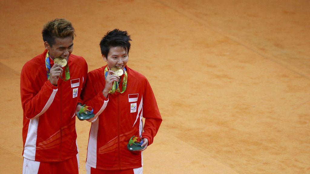 Erick Thohir: Owi/Butet Layak Raih Emas, Terimakasih Suporter di Riocentro